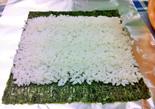 Preparar arroz para sushi