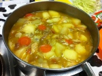 Karee Raisu (arroz al curry)