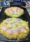 Añadimos el ingrediente que queramos al Okonomiyaki
