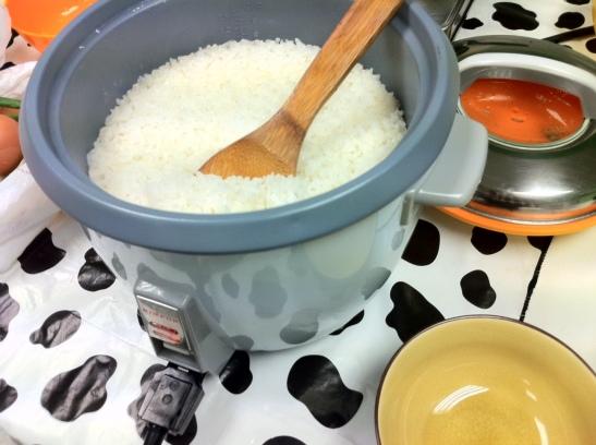 Hervimos arroz
