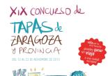 XIX Concurso de Tapas de Zaragoza